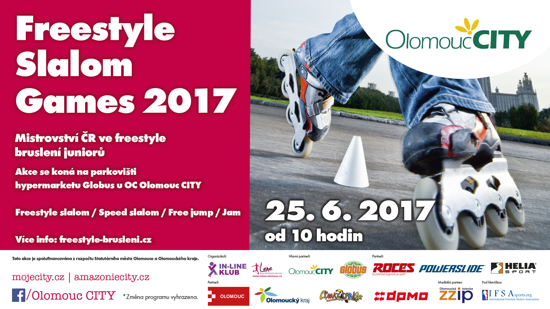 Freestyle Slalom Games 2017