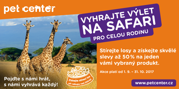 Na safari s PET CENTER