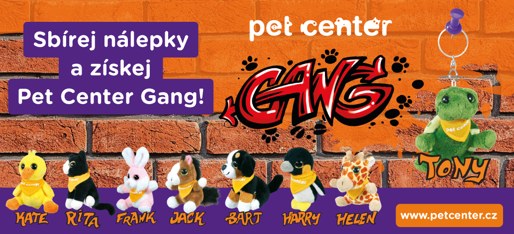 Získejte Pet Center Gang