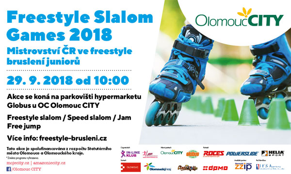 Freestyle Slalom Games 2018