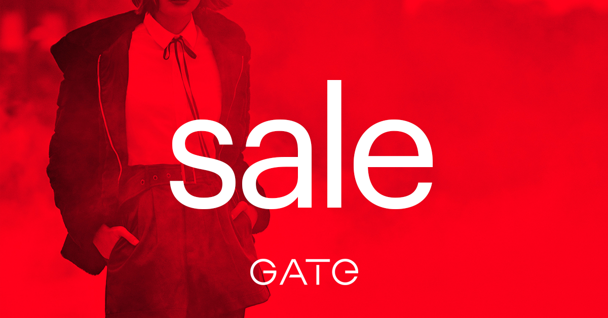 Winter SALE v GATE